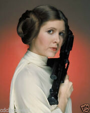 Carrie Fisher / Princess Leia 8 x 10 GLOSSY Photo Picture IMAGE #2