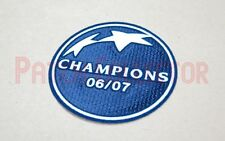 UEFA Champions League Winner 2006-2007 AC Milan Soccer Patch / Badge