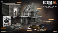 Xbox One 1 Resident Evil 7 Biohazard Collector's Edition US GameStop Exclusive