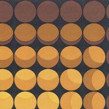 Mod Bubbles Original Geometric 60s 70s Vintage Wallpaper