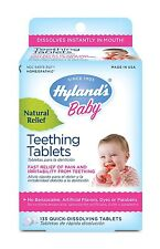 Hyland's Homeopathic Natural Relief Baby Teething Tablets - 135 Tablets
