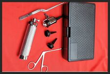 NEW Professional double lens Operating OTOSCOPE Diagnostic Kit     :)