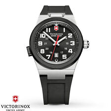 Victorinox Swiss Army Men's 241131 Night Vision II Black Dial Watch Brand NEW