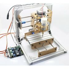 DIY USB CNC Mill Engraver Machine Desktop PCB Milling Wood 3 Axis Router Kit