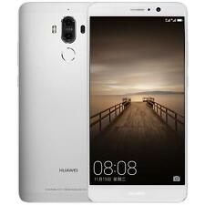 Huawei Mate 9 Dual Sim 32GB Smartphone Mobile 4G LTE Unlocked Moonlight Silver