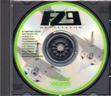 F29 RETALIATOR by Ocean Software PC Game CD-ROM