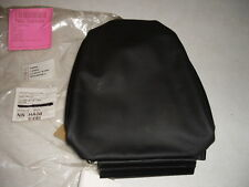VW Golf MK4 rear RECARO leather headrest cover 1J0885921M New genuine VW part