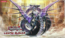 Yugioh - COSMO BLAZER - CBLZ - Sneak Peek Play Mat - New