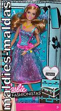 Barbie fashionistas Summer galamoden y7632 nuevo/en el embalaje original muñeca