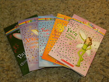 Lot of 5 Rainbow Magic Fairy Books-Kids Paperback-Paige-Fern-Ruby-Amber-Sophie