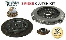 Para Kia Carens 2.0 Td Crdi Diesel 2002-2006 New 3 Pieza De Embrague Kit Completo