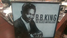 B.B.King The Anthology 1962-1998 CD/DVD Got The Blues Thrill is Gone