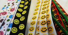 Smiley / Smily Design Long Shoelaces / Boot Laces / Trainer Laces - BNWT