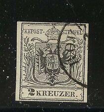 Austria   2c     used  catalog  $77.00
