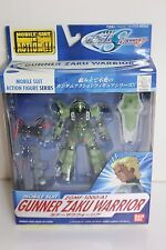 [USED] MS IN ACTION!! Gunner Zaku Warrior Mobile Suit Gundam SEED DESTINY Figure