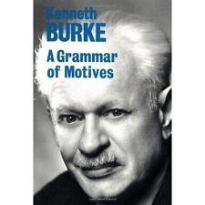 Grammar of Motives,  Burke
