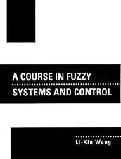 A Course In Fuzzy Systems and Control-ExLibrary