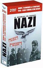 17329//LA MACHINE DE GUERRE NAZI ARMES THECNIQUES STRATEGIES COFFRET 2 DVD NEUF
