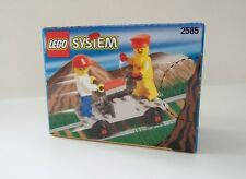 Lego Train 9V  2585 Handcar  New Sealed