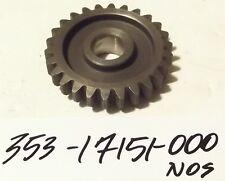 NOS YAMAHA 353-17151-00  RD60 RX50 YSR50 YSR80 YZ80 transmission 5th gear