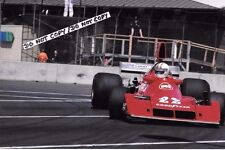 9x6 Photograph, Chris Amon  F1 Ensign N174  US GP Long Beach 1976