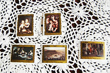 reproduction Correos 1986 Pinturas del museo pictures set stamps