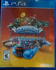 Skylanders Superchargers Video Game Only for PS4 (Sony PlayStation 4, 2015)