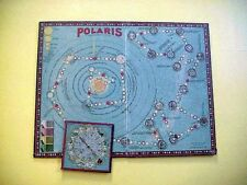"1926 Space Flight Game ""POLARIS... 264 TRILLION MILE AEROPLANE RACE"" Chas S Muir"