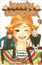 LOVELY COMPLEX RISTAMPA 9 PLANET MANGA PANINI NUOVO