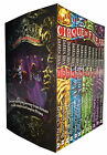 The Saga of Darren Shan 12 Books Collection Set Cirque du Freak, Vampires, Blood