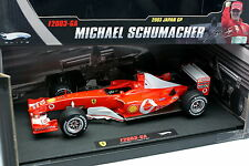 Hot Wheels Elite 1/18 - Ferrari F1 F2003 GA Japan GP 2003 Schumacher