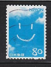 JAPAN 2003 PERSONALIZED STAMP HAPPY FACE COMP. SET OF 1 STAMP PH3DC SC#2874A USE