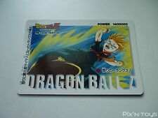 Carte originale Dragon Ball Z PP Card N°1114 / 1994 Made in Japan
