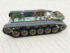 Supper big Robot Tank Chassis Crawler platform henglong 3838 large suspension