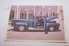 1956 Ford Pickup Hot Rod Magazine Trading Card