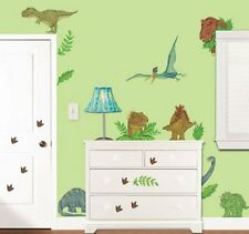 Room-FX Wandsticker Wandtattoo Sticker Wandbilder Dinosaurier - Land
