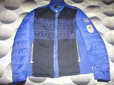 Moschino I Love Moschino Quilted Jacket Size M