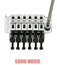 Floyd Rose Original Chrome Tremolo System with R2, R3 or R4 Nut - NEW German