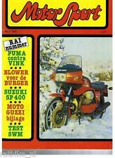 MS7901-MOTO GUZZI,SWM,PUMA,SUZUKI SP400,BLOWER