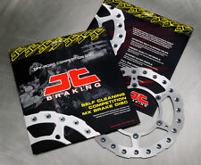 Honda CRF250 R-4,5,6,7,8,9,A-E 04-14 JT Brakes Self Cleaning Front Brake Disc