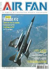 AIR FAN 298 ESTONIAN AF COLOR / MIRAGE F1C / NATO RECCE / EUROCOPTER TIGER / AMI