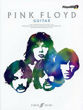 Pink Floyd Playalong  Sheet Music Book 2 CDs TAB  ROCK LEARN TO PLAY MONEY HITS