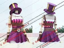 League of Legends - Caitlyn Classics Version Cosplay Costume
