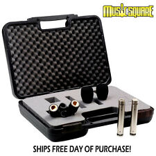 Rode NT5 MP Matched Pair Pencil Condenser Microphones NT-5 FREE SAME DAY SHIP!!!