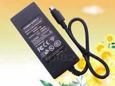 AC 100V-240V DC 12V 2A / 5V 2A HDD Enclosure Case Power Supply Adapter 6 pin New