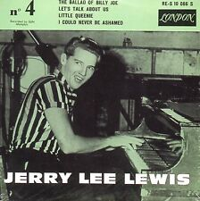 ★☆★ CD SINGLE Jerry Lee LEWIS N° 4 - The Ballad of Billy Joe -  4-track CARD ★☆★