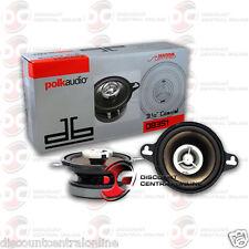 """POLK AUDIO DB351 3.5"""" CAR BOAT MOTORCYCLE MARINE AUDIO 2-WAY SPEAKERS (PAIR)"""