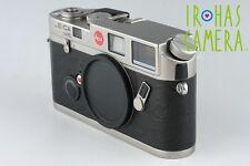 Leica M6 0.72 Titanium Rangefinder 35mm Film Camera #9606D2