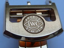IWC PROBUS SCAFUSIA 18K SOLID ROSE GOLD 18mm Deployment Deployant Clasp Buckle!!