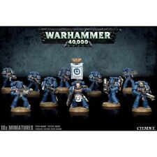 Warhammer 40k Space Marine Tactical Squad Brand New